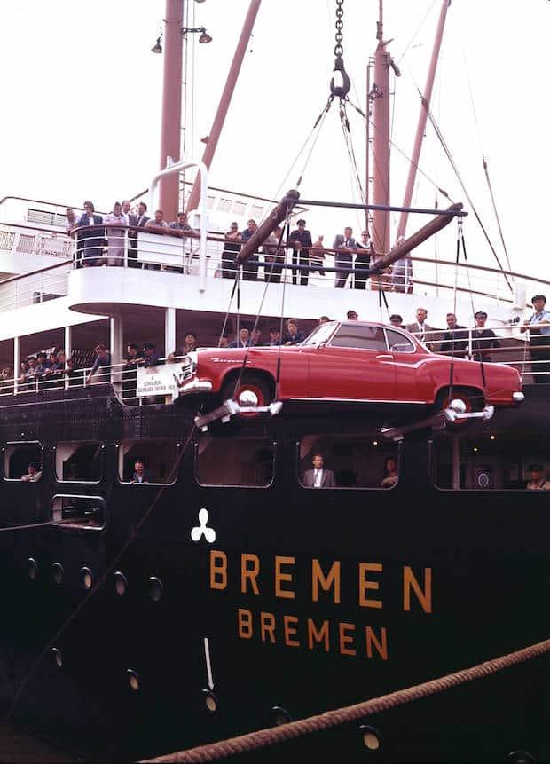 Photo of Wegweisende Innovationen 1957 war die BORGWARD-Gruppe der zweitgrößte Automobilexporteur Deutschlands