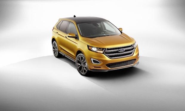 """Photo of Ford-Umfrage belegt: SUV-Boom in Europa nimmt weiter Fahrt auf, weil """"Millennials"""" diese Fahrzeuge schätzen"""