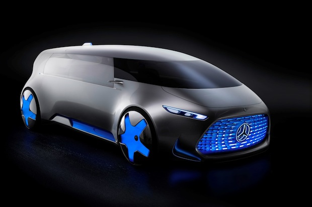 Photo of Mercedes-Benz Vision Tokyo: Connected Lounge