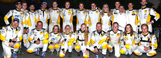 Photo of Tage der Entscheidungen im ADAC Opel Rallye Cup