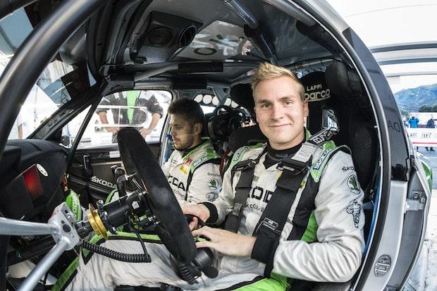 Photo of Platz zwei auf Korsika: Lappi setzt SKODA Erfolgsserie in der Rallye-WM fort