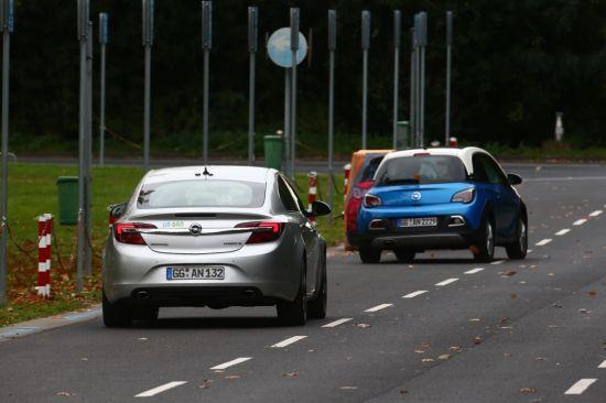 Photo of Opel stellt Technologie für mehr Sicherheit im Stadtverkehr vor
