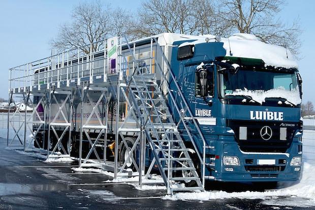 Photo of Mehr Sicherheit auf den Straßen: Enteisungsanlagen in Modulbauweise