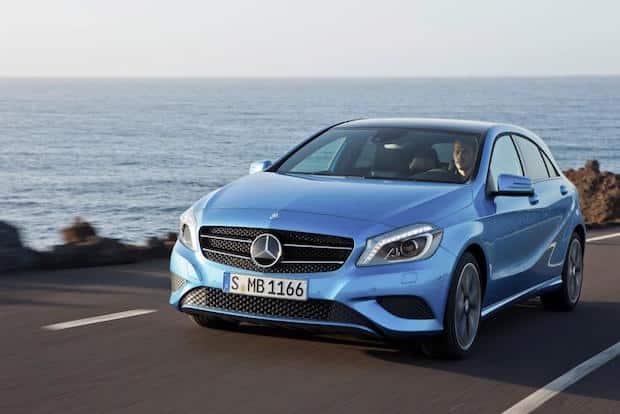 Photo of Mercedes-Benz startet mit zweistelligem Wachstum ins 4. Quartal