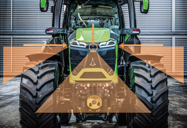 Photo of BFFT und SAME DEUTZ-FAHR machen Traktorfahren sicherer