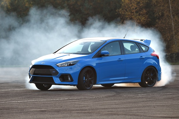 Photo of Neuer Ford Focus RS in acht YouTube-Episoden