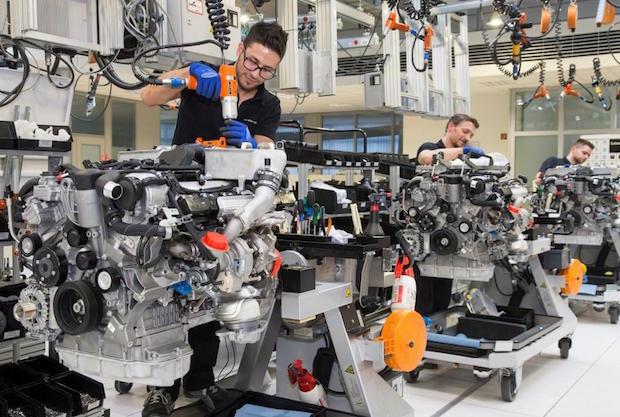 Photo of Mercedes-AMG baut 12-Zylinder-Motoren künftig in Mannheim