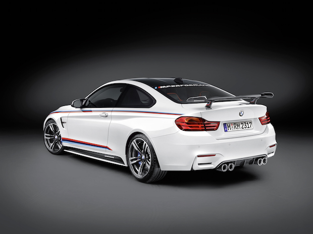 Photo of BMW auf der SEMA 2015 BMW M Performance