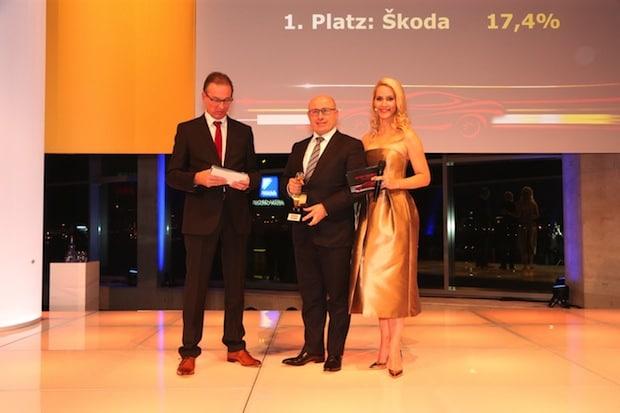 Photo of Doppelerfolg für SKODA bei der Leserwahl ,Auto Trophy'