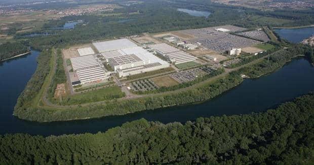 Photo of Führungswechsel im Mercedes-Benz Global Logistics Center in Germersheim