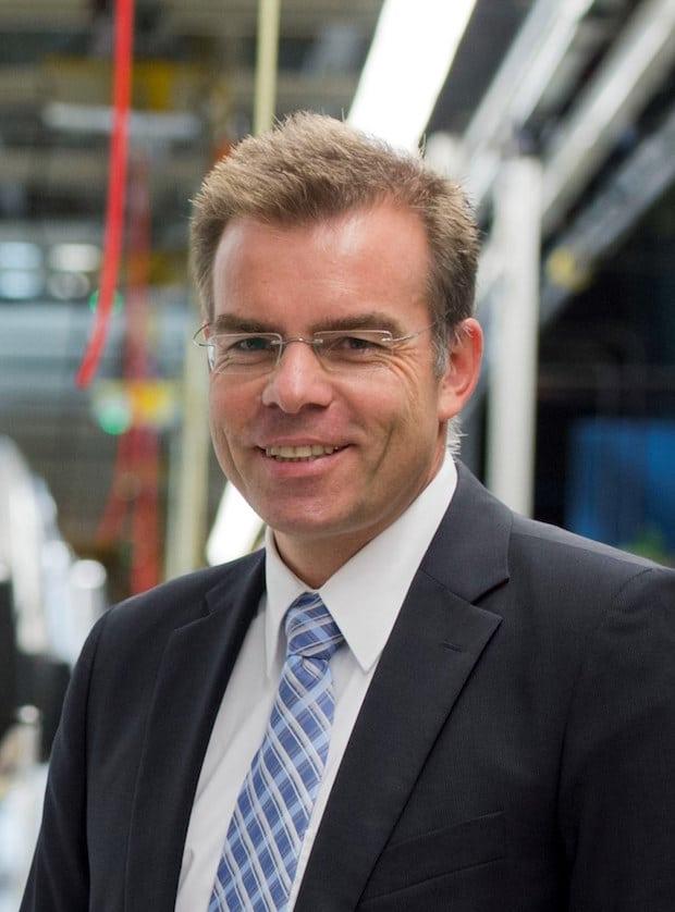 Photo of Dr. Armin Willy wird neuer Leiter des Mercedes-Benz Werks Düsseldorf