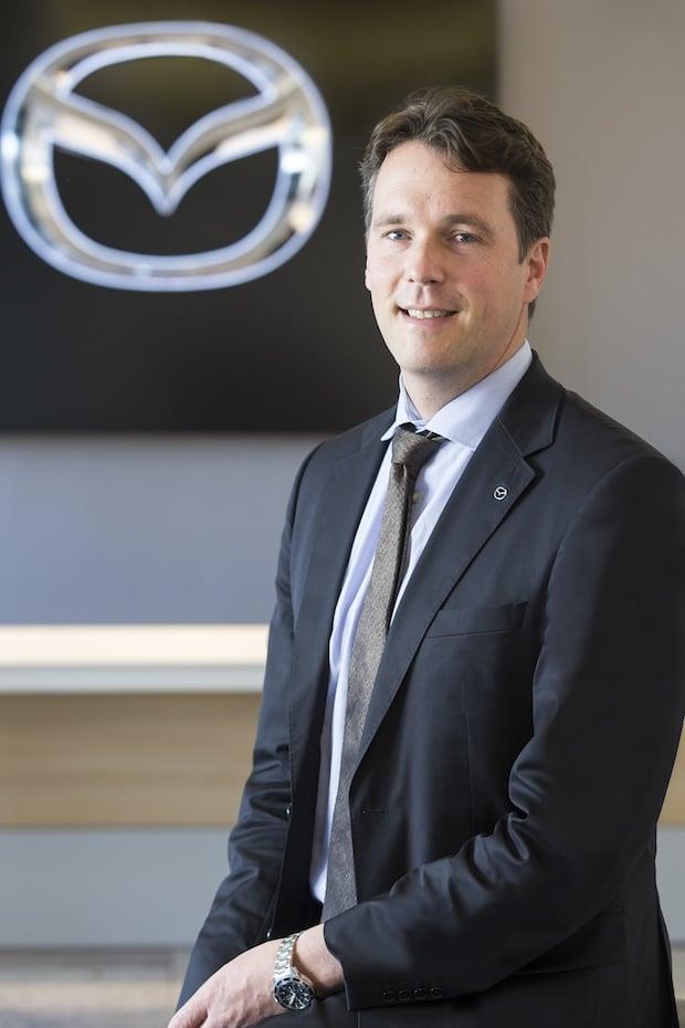 Photo of Mazda mit neuer Geschäftsführung