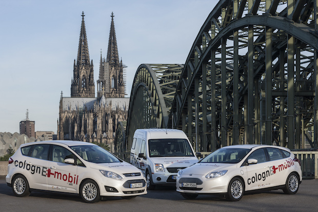 Photo of Kölner Elektromobilitäts-Modellprojekt colognE-mobil zieht positive Bilanz: mehr als 200 Ladepunkte und über 700.000 Kilometer