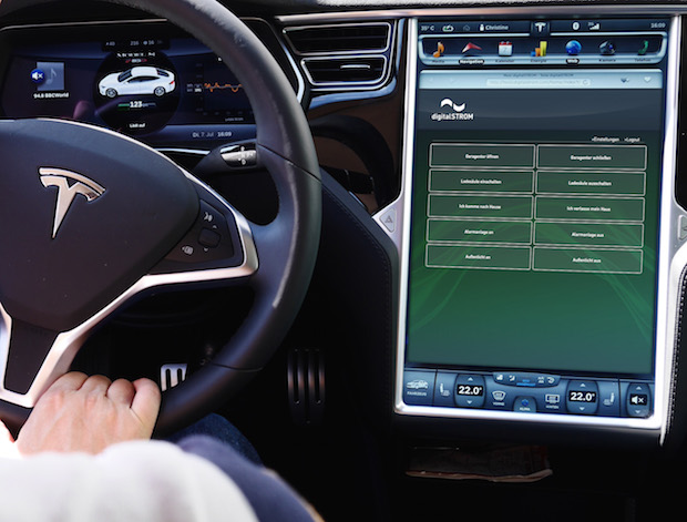 Photo of digitalSTROM bringt das Smart Home ins vernetzte Auto