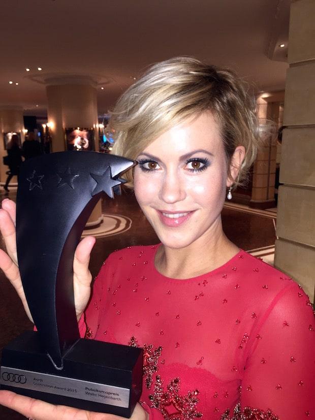 Photo of Wolke Hegenbarth gewinnt den Audi Generation Award