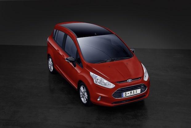 """Photo of Ford B-MAX: Neue Ausstattungsversion """"Colourline"""" und stärkerer 1,0-Liter-EcoBoost-Motor"""