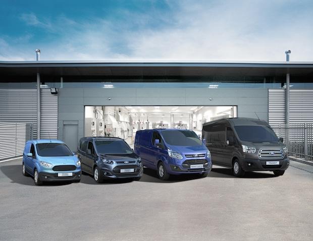 Photo of Bestes Zulassungsergebnis aller Zeiten: Ford Nutzfahrzeug-Geschäft wächst drittes Jahr in Folge