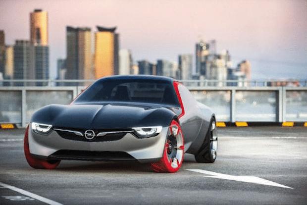 Photo of Der Opel GT Concept: So sieht der Sportwagen der Zukunft aus