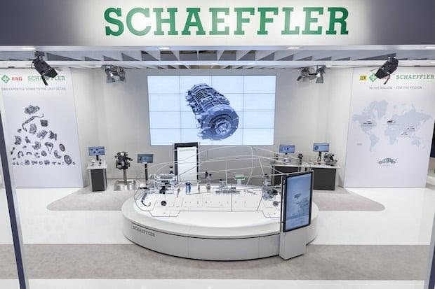 Photo of Mobilität für morgen: Schaeffler auf der North American International Auto Show 2016 Systemkompetenz bis ins kleinste Detail