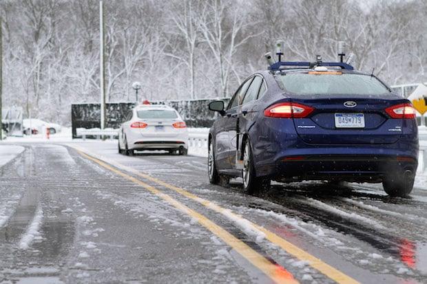 Photo of Ford forciert als erster Hersteller die Entwicklung autonom fahrender Autos mit Testfahrten im Schnee