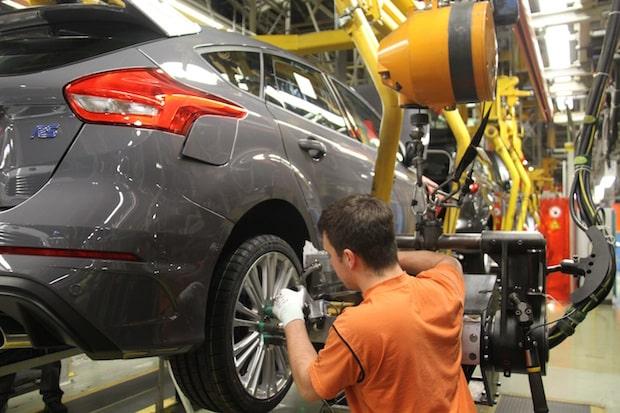 Photo of Ford-Werk in Saarlouis baut schnellstes RS-Modell des Herstellers: Serienproduktion des Ford Focus RS gestartet