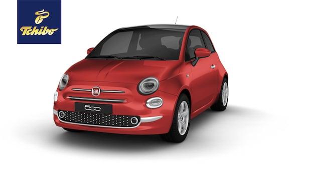 """Photo of Fiat 500 """"Pop Star"""" in der Tchibo Auktion: Jetzt italienische Legende zum Wunschpreis leasen"""