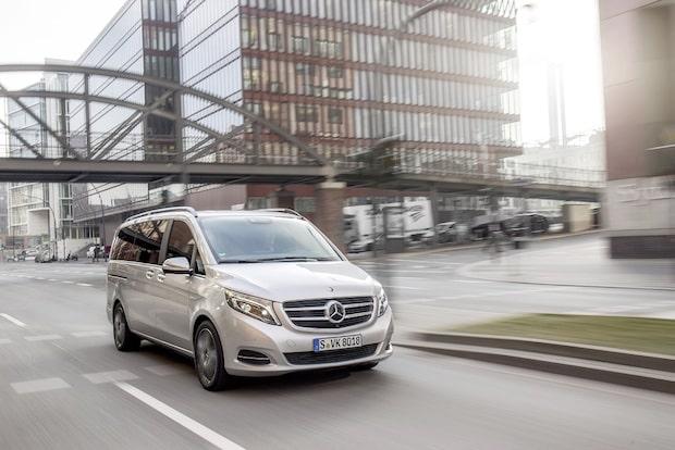 Photo of Mercedes-Benz Vans verkauft mehr Transporter als je zuvor