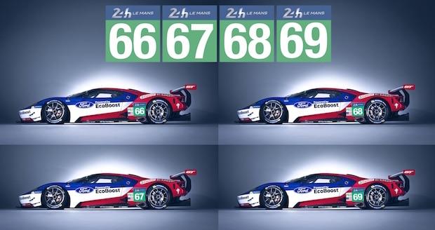Photo of Ford GT startet 2016 in Le Mans – genau 50 Jahre nach dem historischen Dreifachsieg