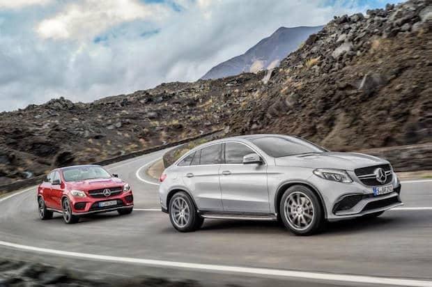 Photo of Mercedes-Benz startet mit zweistelligem Wachstum in das Jahr 2016