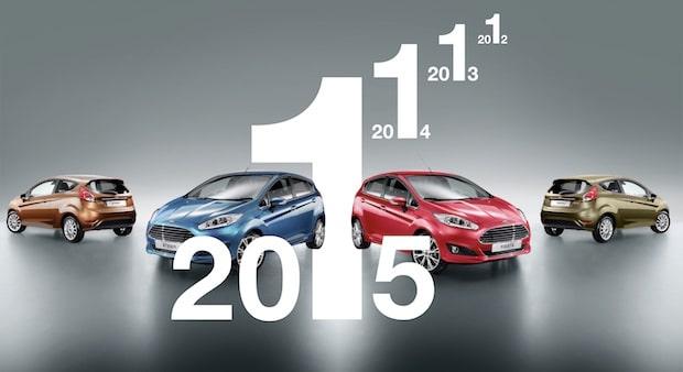 Photo of Ford Fiesta ist erneut Europas meistverkaufter Kleinwagen