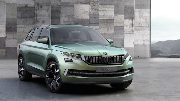 Photo of Auto-Salon Genf: SKODA elektrisiert mit neuer Studie