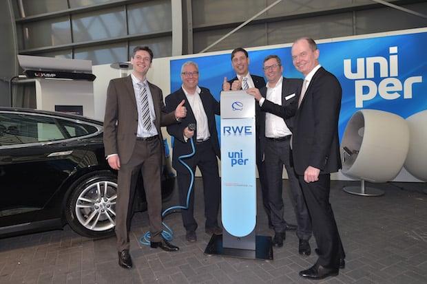 Photo of RWE Effizienz und Uniper beabsichtigen Zusammenarbeit bei der Elektromobilität