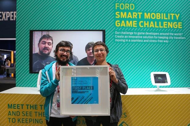 """Photo of Neue Smartphone-App """"Jaunt"""" ist Gewinner der von Ford ausgelobten """"Smart-Mobility Game Challenge"""""""