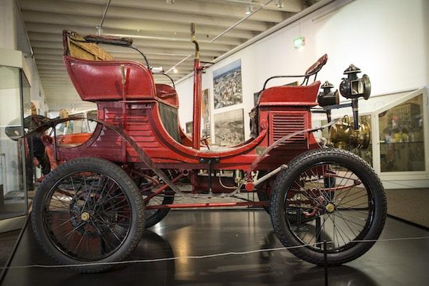 Photo of Baujahr 1901: Ältestes in Köln gebaute Automobil mit Verbrennungsmotor soll restauriert werden