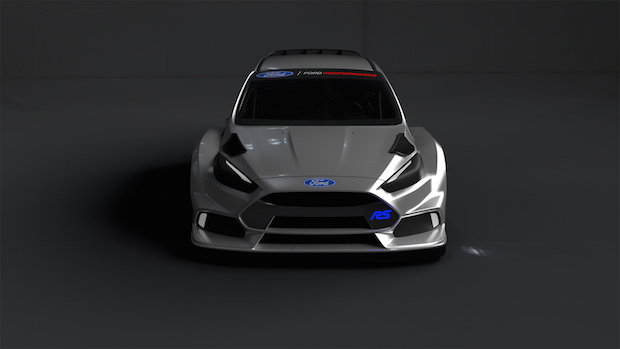 Photo of Ford Performance mit neuem Ford Focus RS und Ken Block in der RallyCross-WM am Start