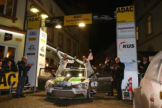 Photo of Kreim/Christian bescheren SKODA AUTO Deutschland Traumstart in die DRM-Saison