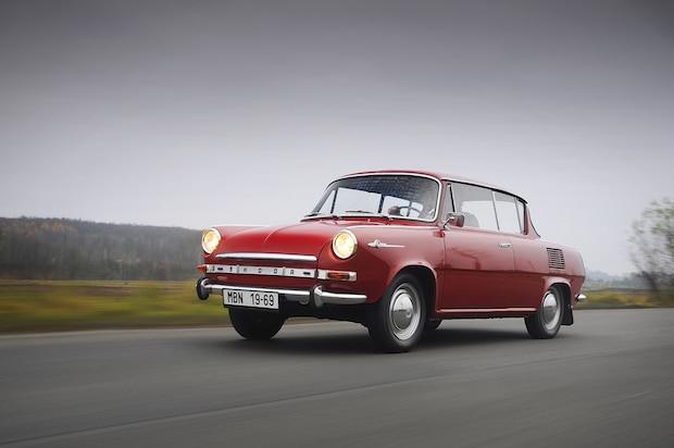 Photo of Kultauto SKODA 1000 MBX feiert seinen 50sten