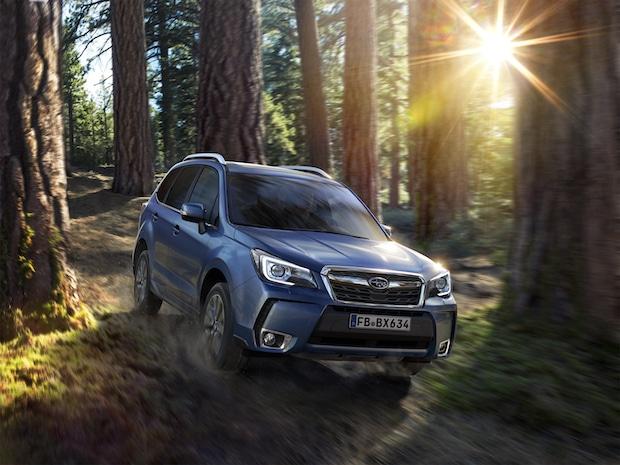 Photo of Subaru Forester und Outback überarbeitet Allrad-Klassiker starten ins neue Modelljahr