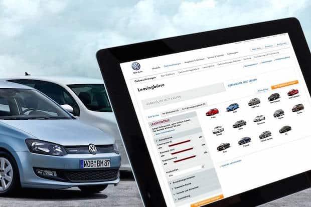 Photo of Online kann man junge Gebrauchte zu günstigen Raten leasen
