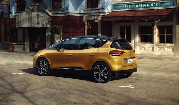 Photo of Neuer Renault Scénic und neuer Mégane Grandtour feiern Weltpremiere in Genf