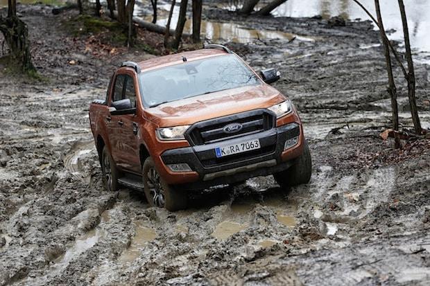 """Photo of Ford Ranger: Gesamtsieger in der Kategorie """"Allrad-Pickups"""" bei der Wahl zum """"Allradauto des Jahres 2016"""""""