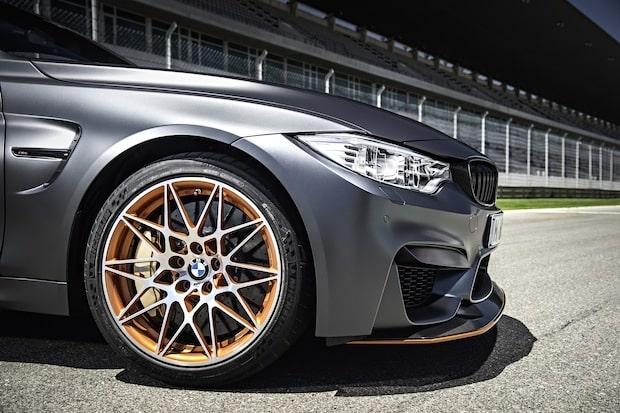 Photo of BMW M4 GTS exklusiv auf MICHELIN Pilot Sport Cup 2
