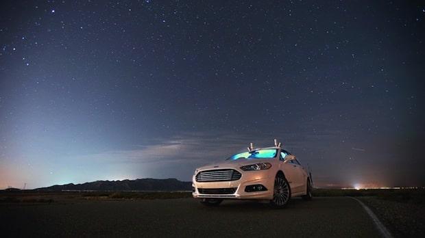 Photo of LiDAR-Sensor-Technologie bei Dunkelheit