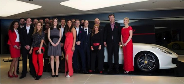 Photo of Offizieller Ferrari Händler präsentiert neuen Showroom in Hamburg