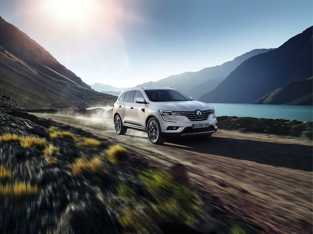 Photo of Renault präsentiert luxuriösen SUV Koleos