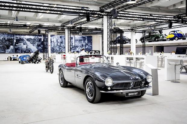 Photo of Kofler & Kompanie ist nun auch exklusiver Catering-Partner in der BMW Group Classic