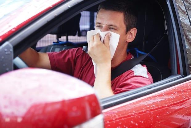 Photo of Pollenalarm im Auto – So überstehen Autofahrer die Allergiezeit