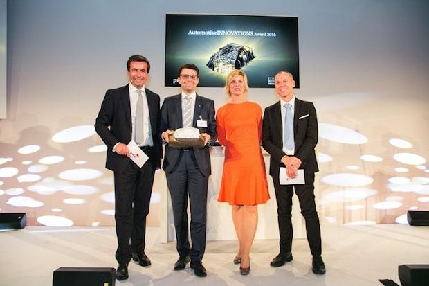 Photo of Renault gewinnt AutomotiveINNOVATIONS Award 2016