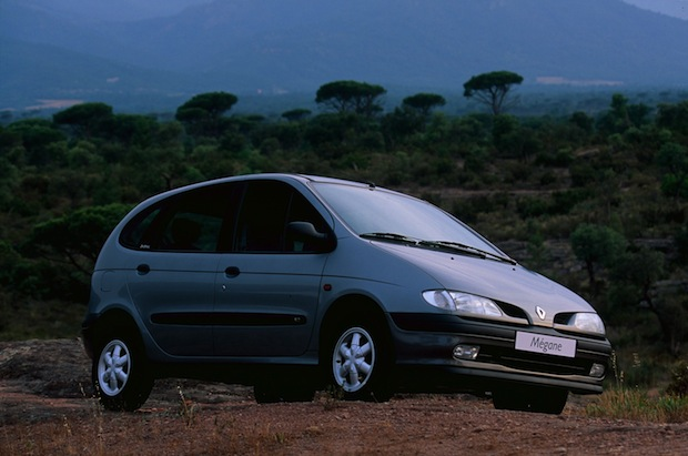 Photo of 20 Jahre Renault Scénic