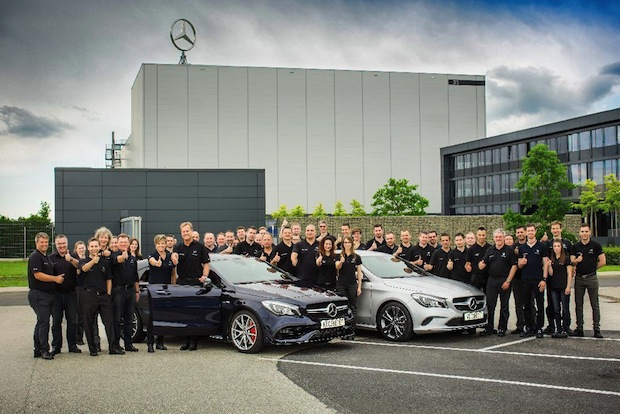 Photo of Mercedes-Benz startet Produktion des C-Klasse Cabriolets